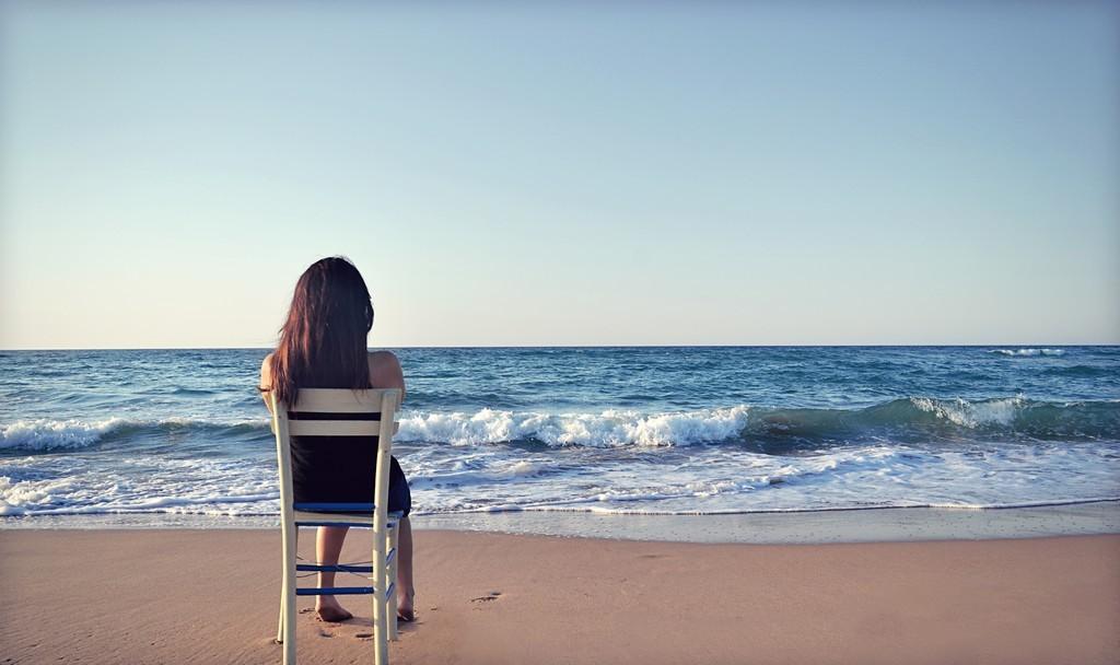 Zen et relaxation au bord de mer