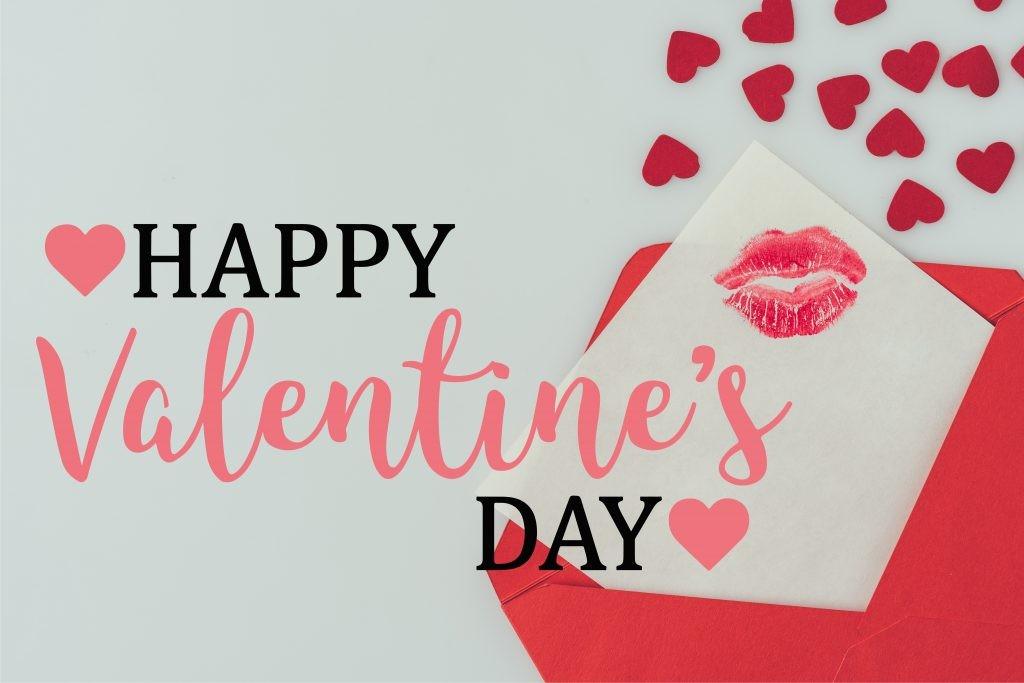 Saint-Valentin carte