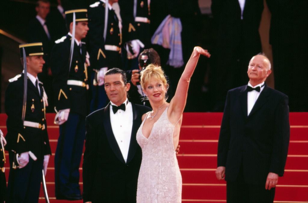 Sex-appeal, 2 stars sex-symbole Melanie Griffith et Antonio Banderas